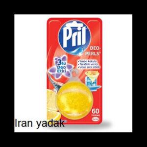 بوگیر ماشین ظرفشویی لیمویی پریل