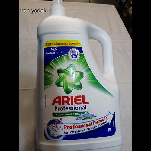 مایع لباسشویی 4.55 لیتری آریل