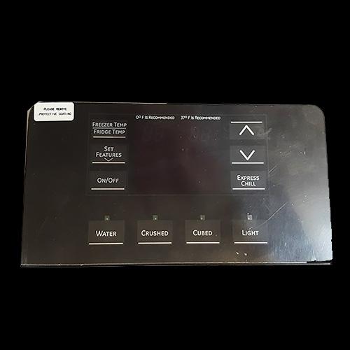 برد دیسپنسر نقره ای 10 کلید جنرال الکتریک