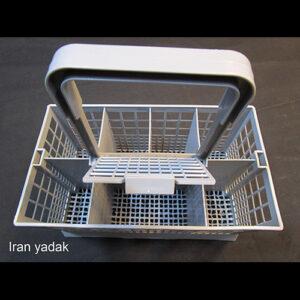 سبد قاشق چنگال ظرفشویی