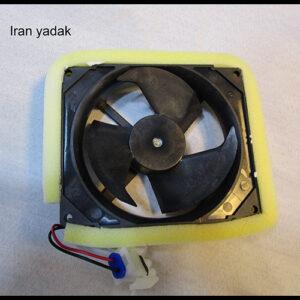 فن 4 گوش یخچال ساید جنرال الکتریک